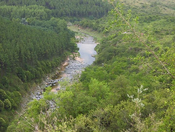 Alpa Corral plano del rio talita