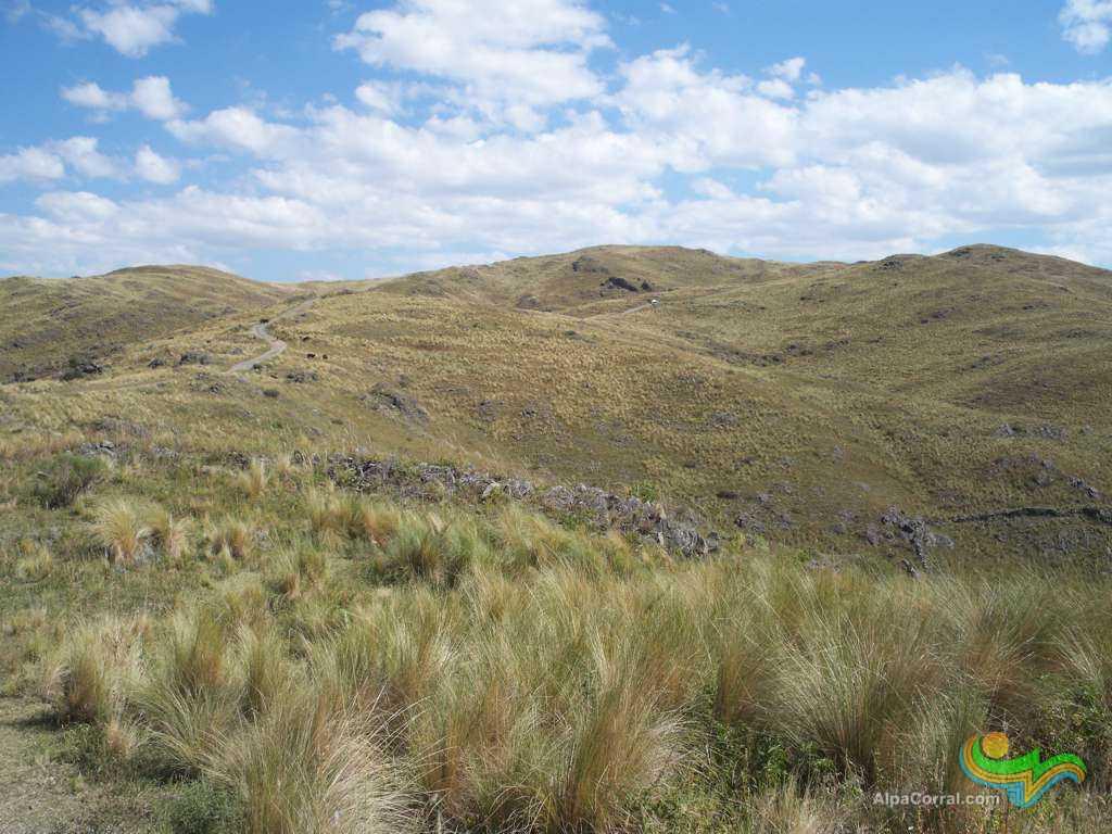 Las Lagunitas Alpa Corral Cordoba Camino Como Llegar Vista de las Sierras