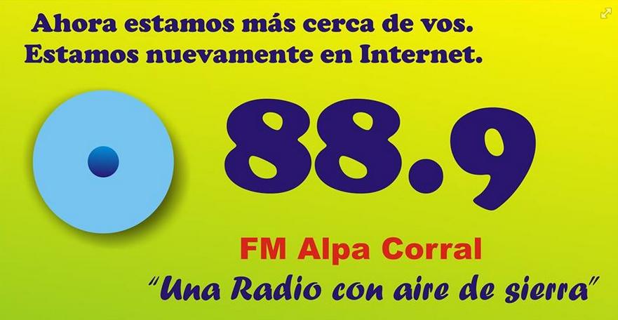 Fm 88.9 Alpa Corral