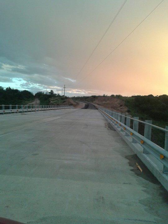 El Gobernador De la Sota inaugurará los puentes sobre el río San Bartolome y Las Barrancas