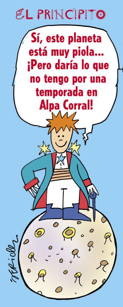Humor Jericles Alpa Corral Principito
