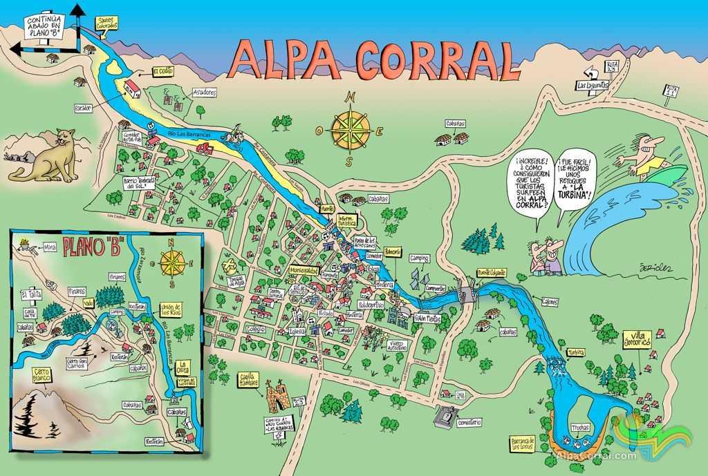 Jericles Plano Mapa Alpa Corral