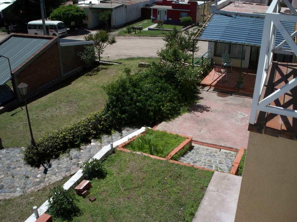 Vista desde balcones departamentos
