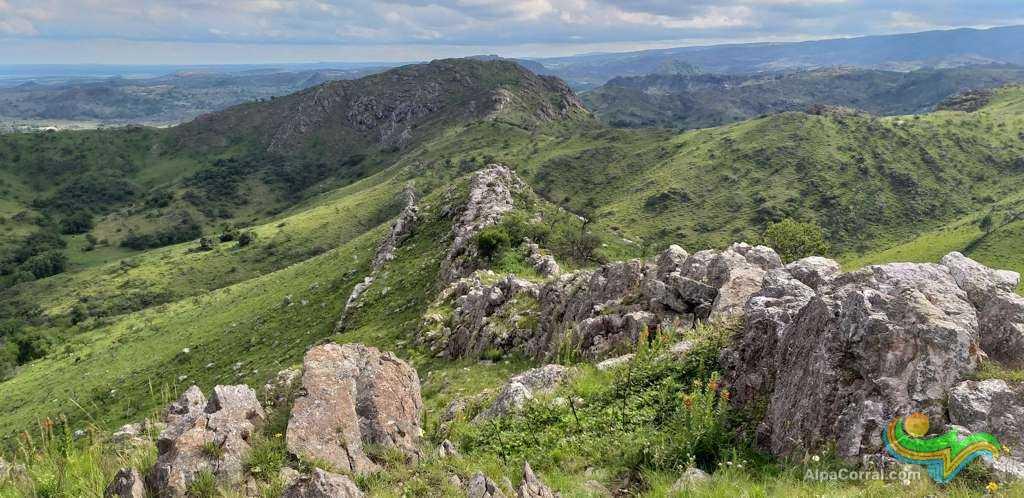 Fotos Alpa Corral Cerro Blanco