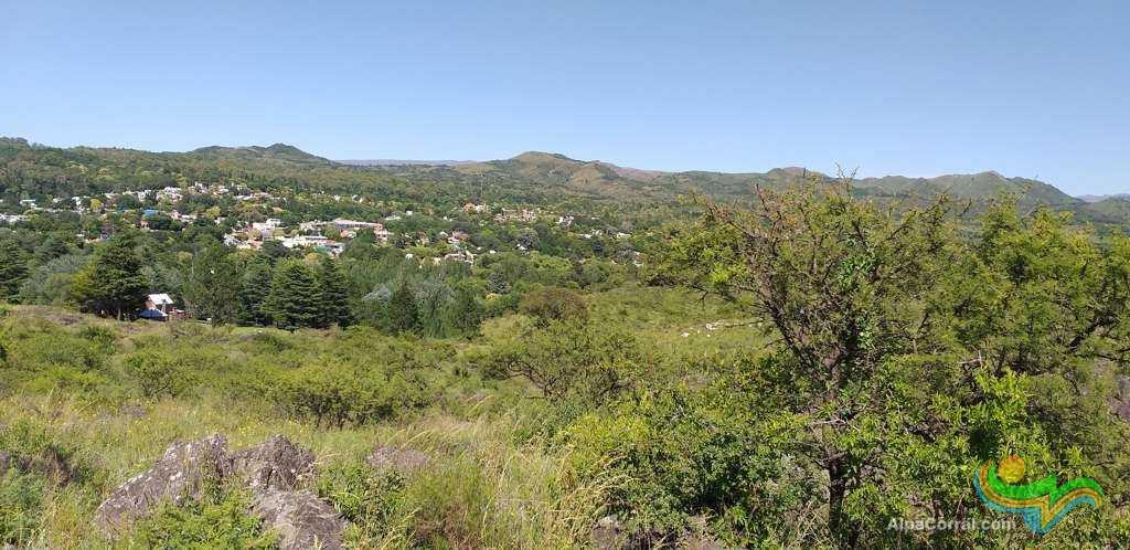 Fotos Alpa Corral vista desde el cerro