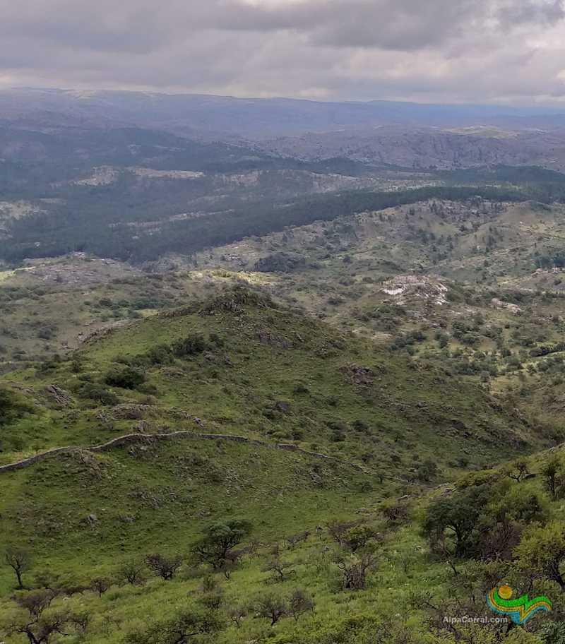 Alfa Corral - Alpa Corral - Corral de Piedra - Corral del Tierra