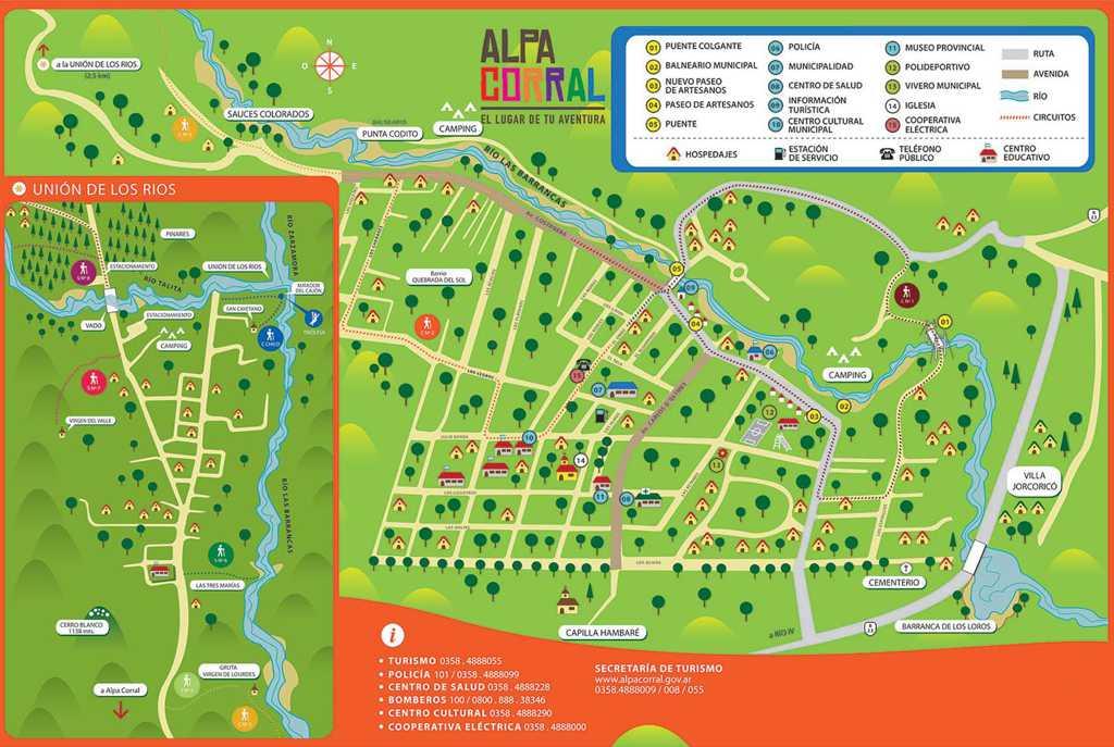 Plano Alpa Corral 2016