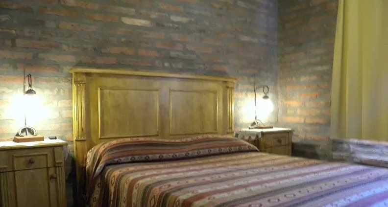 cabanas el talita alpa corral el puesto dormitorio