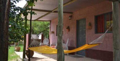 cabanas los collies alpa corral hamaca paraguaya